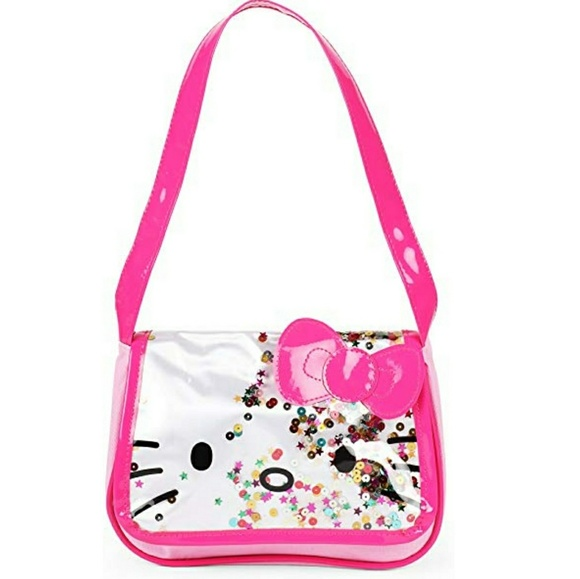 b851e49cbc2d 3 30 bundled🐱Hello Kitty Sanrio Pink Mini Bag